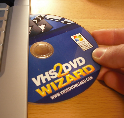 vhs2dvd wizard software free download